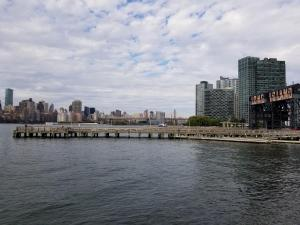 Long Island City from the East River Ferry