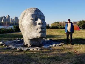 Take Me With You - Socrates Sculpture Park